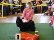 vítězka soutěže Dítě a pes Alexandra Kubová a Xing Atrei Kirabzer